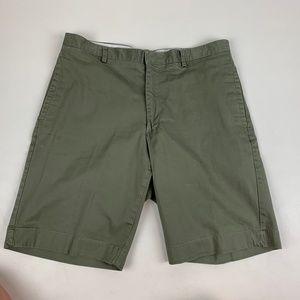 Alfani Mens Shorts Bermuda Length
